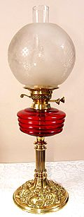 Oil Lamp: Antique Oil Lamps of superior quality online at The Oil Lamp Store.