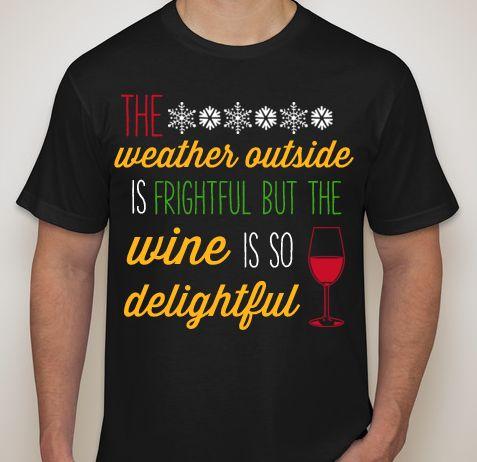 chistmas wine