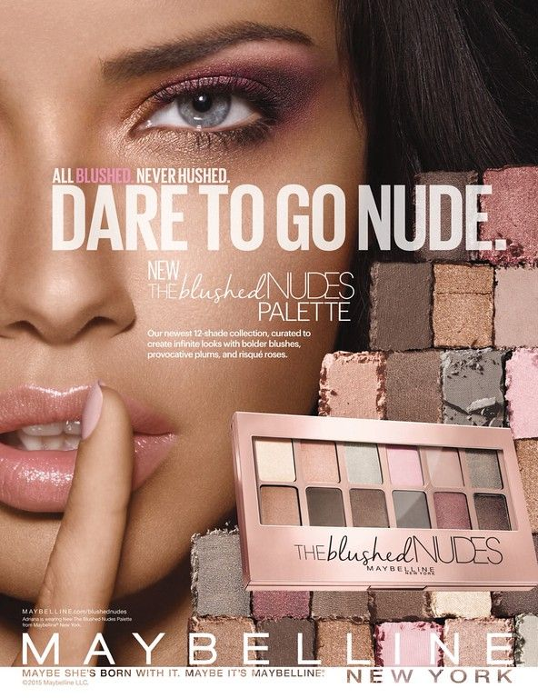 133 best Maybelline ads ️ images on Pinterest | Maybelline ... Maybelline Foundation Ad