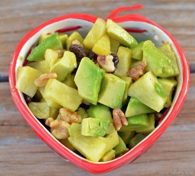 Brainy Breakfast Salad | 18 Delicious Breakfast Salads
