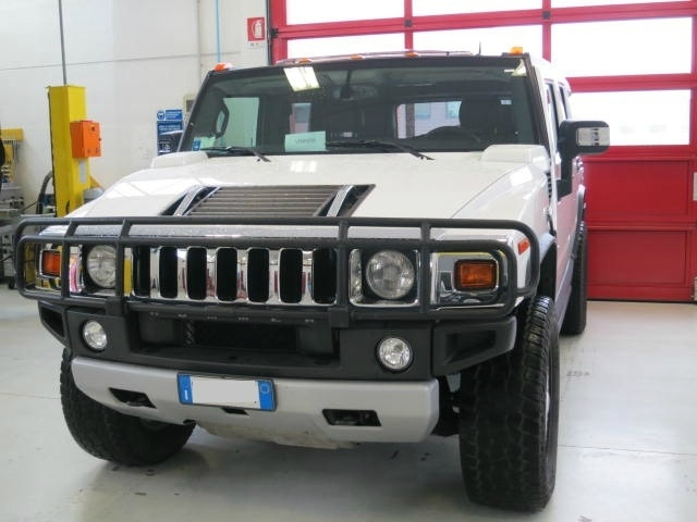 Hummer H2 6.2 V8  7 POSTI a 41.000 Euro | Fuoristrada | 64.000 km | Benzina | 293 Kw (398 Cv) | 09/2008