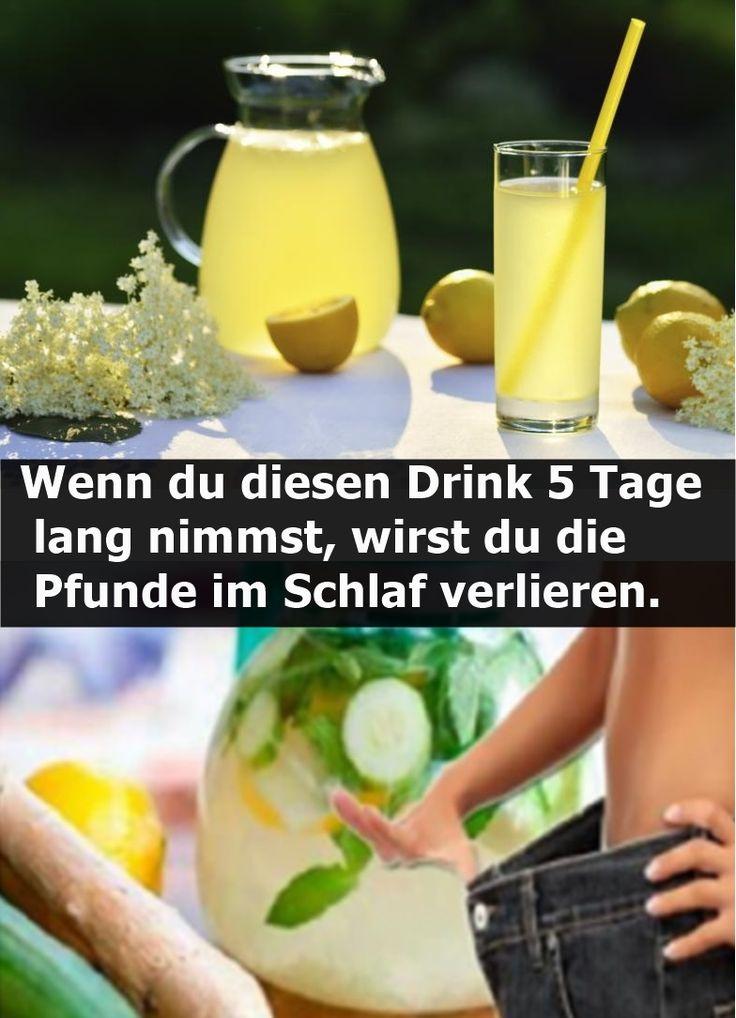 Wenn du diesen Drink 5 Tage lang nimmst, wirst du …