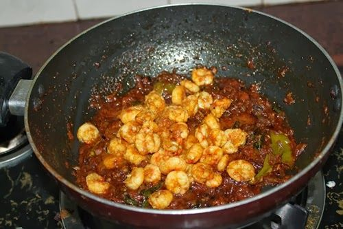 Many of my viewers requested me to post more prawn recipes, since this blog had only one recipe using prawns. I made my prawn fry a year back and it came out pretty good. Now i made a masala style prawn recipe and it was yummy. My next plan is to make a prawn gravy,...Read More