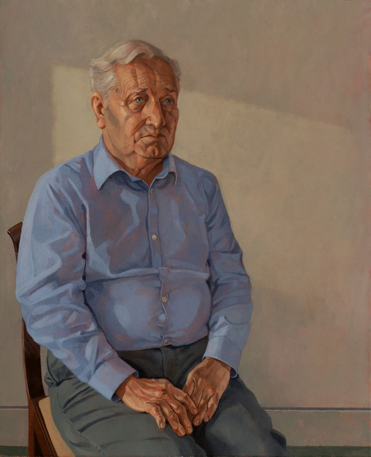 Ken Strickland - by Sam Dalby
