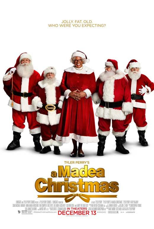 Tyler Perry's A Madea Christmas 11x17 Movie Poster (2013)