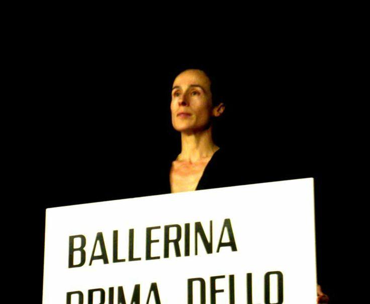 """""""Try"""" by Compagnia Abbondanza Bertoni. #Dance. VIE Scena Contemporanea Festival 2007"""