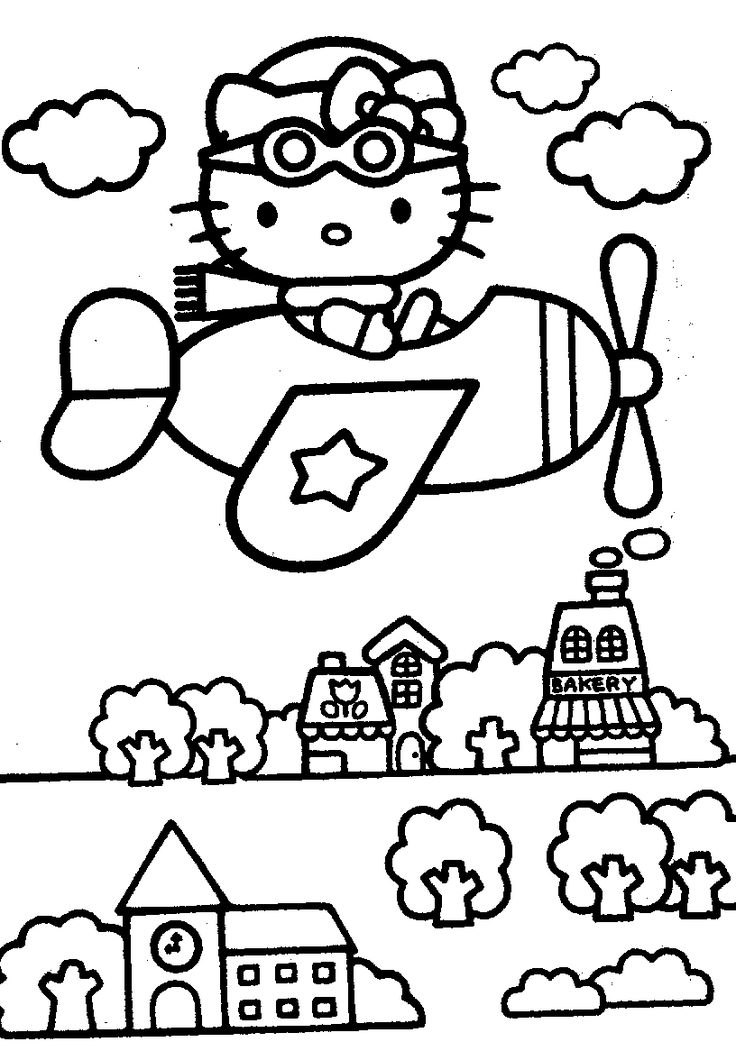 They love Hello Kitty coloring pages as these allow them to spend some quality time with their favorite cute bobcat while playing with colors and shades. Description from bestcoloringpagesforkids.com. I searched for this on bing.com/images
