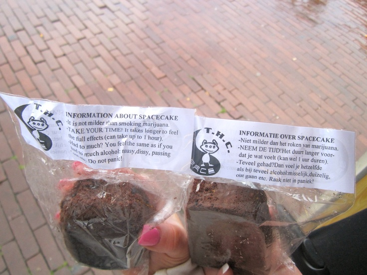 Amsterdam Space Cake hahahaaaaaaaaaaa i wanna try this