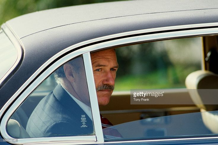 American actor Gene Hackman on the set of Misunderstood based on the novel by Florence Montgomery and directed by Jerry Schatzberg