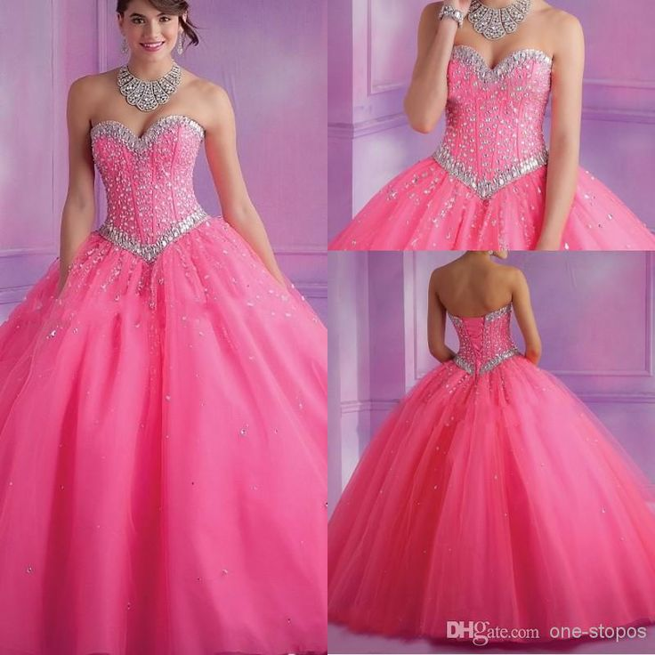 Free shipping, $131.94/Piece:buy wholesale 2014 Quinceanera Dresses Sweetheart Ball Gown Tulle Fushia Crystal Beading Glitz Floor Length Lace Up Back Formal Party Prom Gowns BO6572 from DHgate.com,get worldwide delivery and buyer protection service.