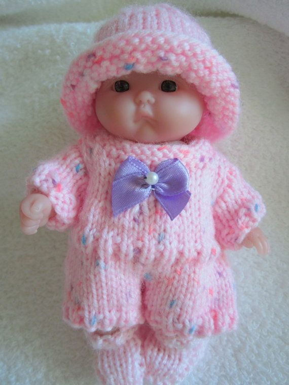 Knit Romper Play Suit Berenguer Itty Bitty Baby Doll For