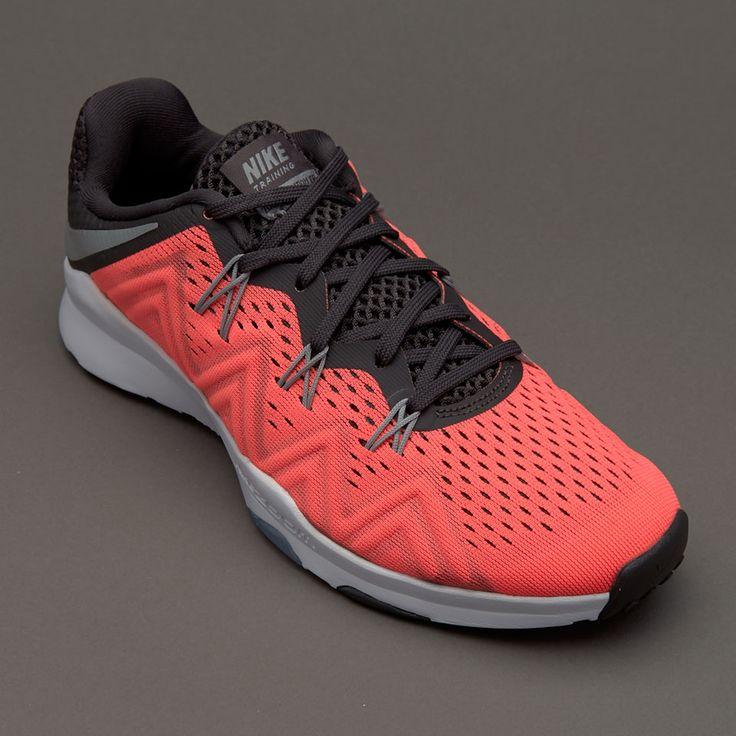 Nike Womens Zoom Condition TR - Lava Glow/Matte Silver-Midnight Fog