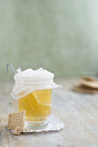 Lemon Ginger | http://cafecorners.blogspot.com