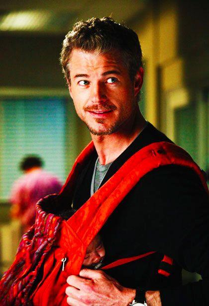 "Mark ""McSteamy"" Sloan, Grey's Anatomy"