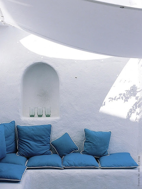 Greece beach house perfection