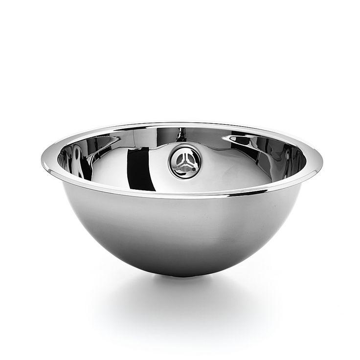 Web Photo Gallery Acquaio Stainless Steel Bathroom Sink