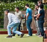 Barefoot Bowling in Fitzroy