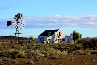Karoo farmhouse - Prince Albert