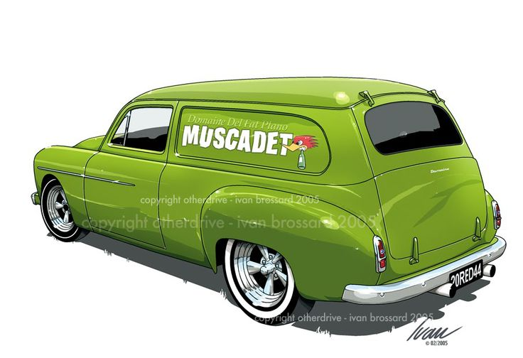 Renault Domaine Muscadet