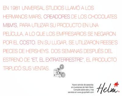 Campaña HELM BANK · ET · JUAN SEBASTIAN ESGUERRA · Portafolio 2011 · Publicidad · Colegiatura Colombiana · Medellín-Colombia