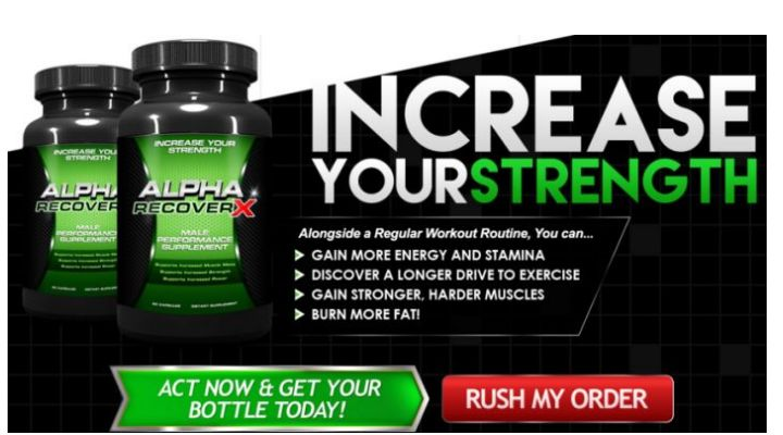 There are many Alpha RecoverX reviews available and its free trial is accessible from its official website. there are no side effects >> http://pro-testosteronereview.com/alpha-recoverx/
