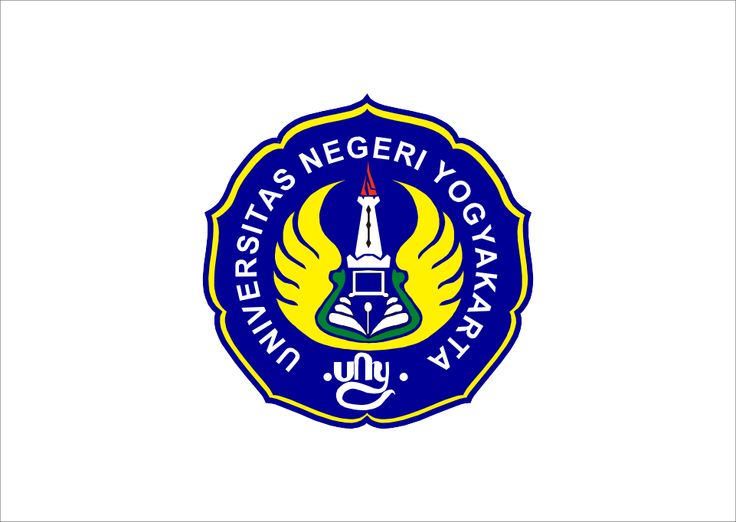 Logo UNY (Universitas Negeri Yogyakarta)  Vector cdr dan Ai