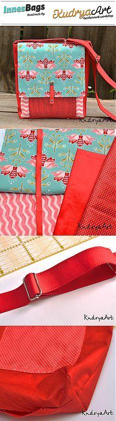 Мастер-класс. Шьем летнюю женскую сумку. ~ KudryaArt. Авторские сумки и рюкзаки.