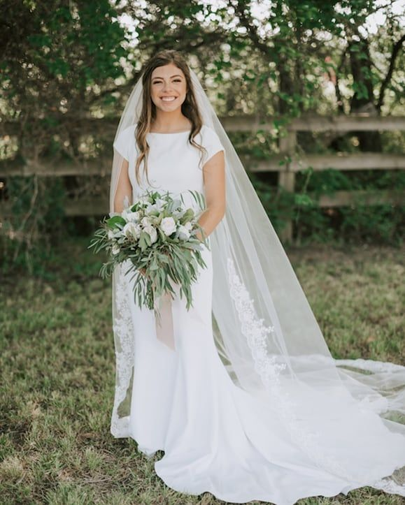 Jinger Duggar Wedding Dress.Lauren Duggar S Wedding Dress Josiah And Lauren Duggar In 2019