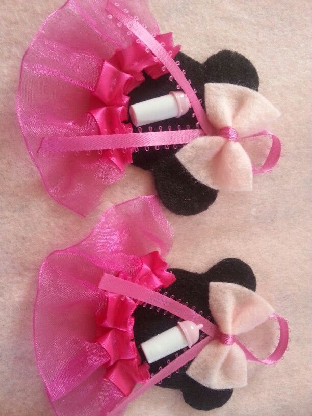 Recuerdos De Minie Mouse Para Babyshower Dresses