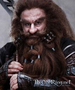 Peter Hambleton - Gloin, the father of Gimli
