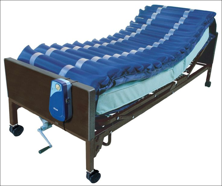 air mattress overlay for hospital bed