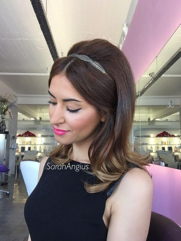 https://instagram.com/p/30g9iDKhNq/ @sarahangius pouf hair