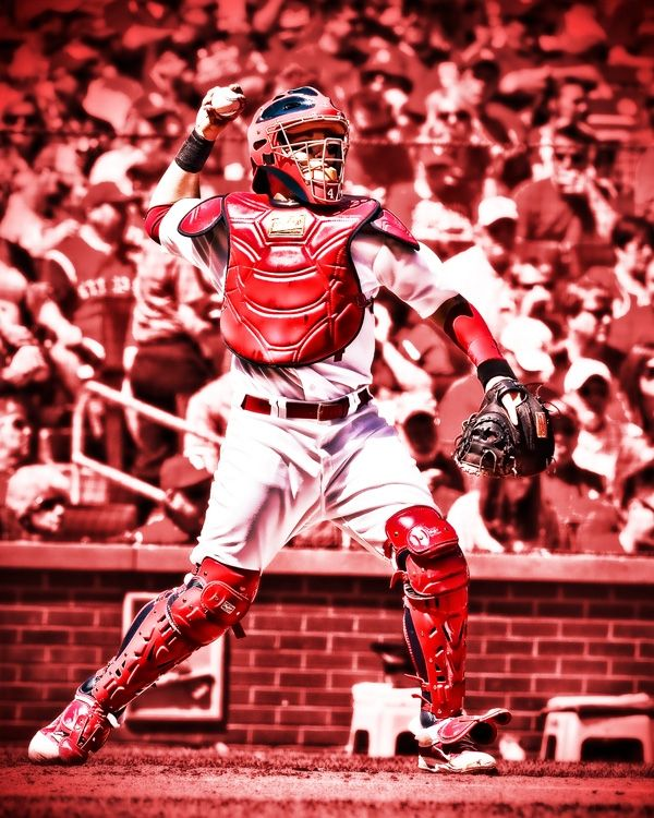 Best Molina Images On Pinterest Yadier Molina St Louis - Yadier molina wall decals
