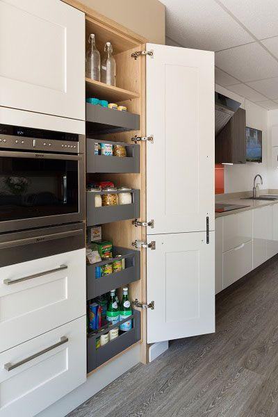 Space Tower - Tall Base Carcass - Custom Made Kitchens