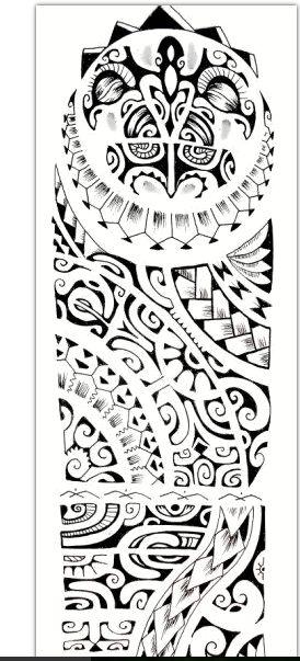 17 besten 26 best polynesian tattoo designs bilder auf. Black Bedroom Furniture Sets. Home Design Ideas