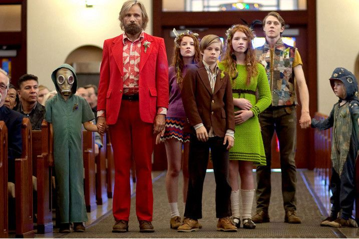 Captain Fantastic 9/10 - LOVED IT.