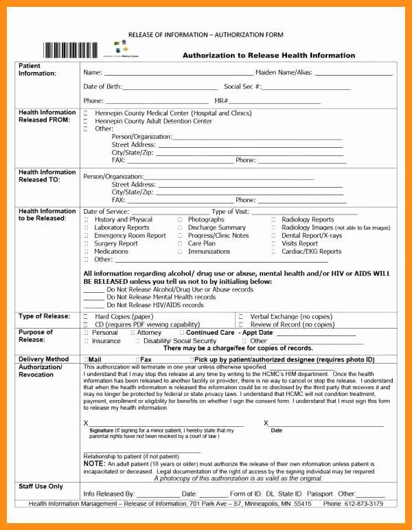 Hospital Discharge Form Template In 2020 Templates Doctors Note
