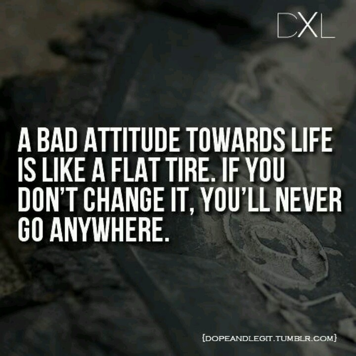 people with bad attitude quotes - photo #20