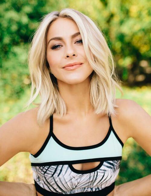 2018-kurze blonde Frisur, müssen Sie versuchen