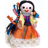 Cinco de Mayo Decorations Small Indita Doll Image