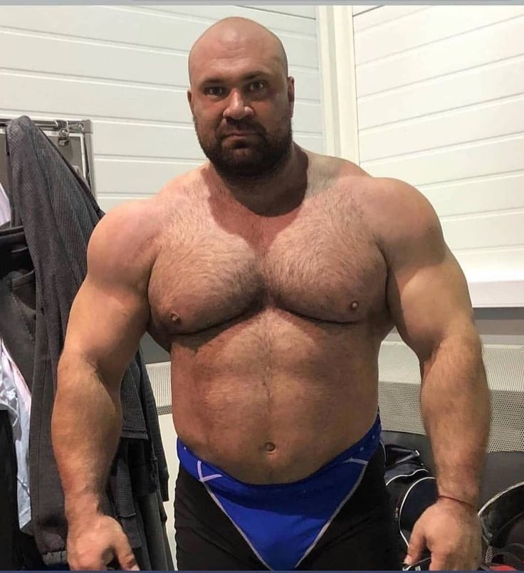 Pin on Muscle Bears
