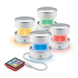 iHome iHM61 - Farbwechselnder Mini-Lautsprecher bei www.StyleMyPhone.de