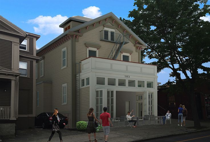Greython Construction is proud to announce they have been selected for the renovation and construction of a restaurant, residential, and retail building at 183 Angell St in Providence RI.The work will be completed while the building is occupied. 183 Angell Street is located in the vibrant area of Thayer Street and Brown University.
