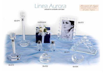 """https://mercantedisognivoghera.blogspot.it/2016/11/collezioni-la-aurora-cristallo-soggetti.html   Collezioni L'A Linea """"AURORA - CRISTALLO"""" Articoli in cristallo 24% taglio diamante   CANDELIERE - PORTACANDELA - BOCCETTE OROLOGIO - VUOTATASCHE - PORTA CANDELA SALE E PEPE - COPPETTA - PORTA TOVAGLIOLO PORTA FOTO"""