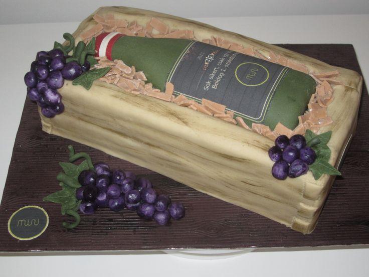 Cake for a company anniversary - MINI das Restaurant in Wien