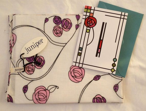 New 100% cotton women's mackintosh style by JuniperAccessories