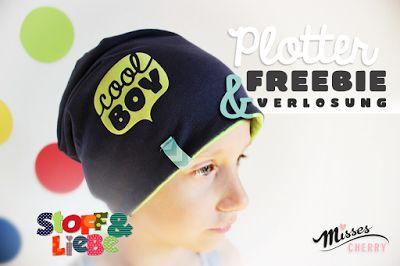 Plotter Freebie | coolBOY | Verlosung