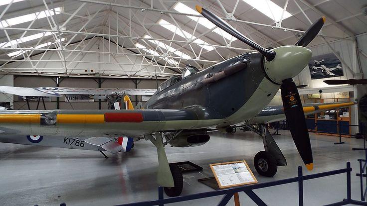 Hawker Sea Hurricane 1941 Shuttleworth Collection