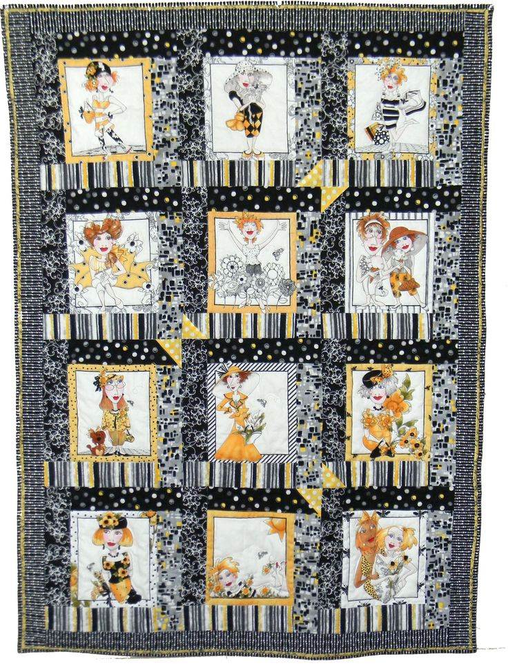 326 best Quilts - Panel images on Pinterest | Quilt patterns, Kid ... : quilt panel kits - Adamdwight.com