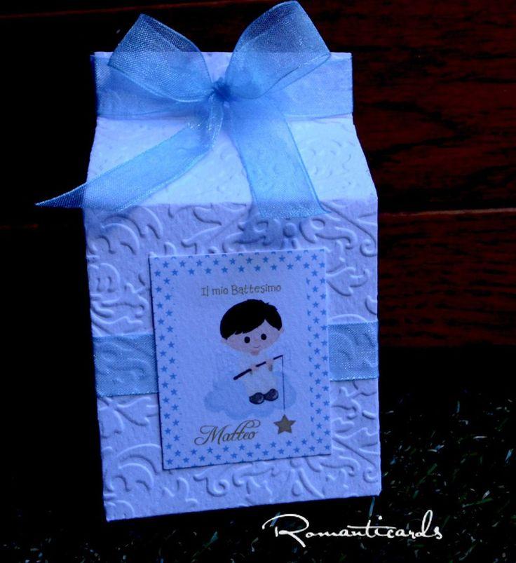 Scatolina portaconfetti by Romanticards, by Romanticards e Little Rose Handmade, 1,40 € su misshobby.com